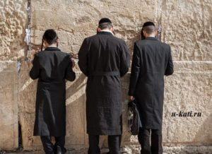 религиозный квартал в Израиле