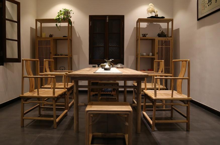 столовая в китайском стиле